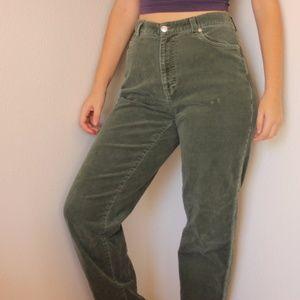 Vintage Corduroy Jeans