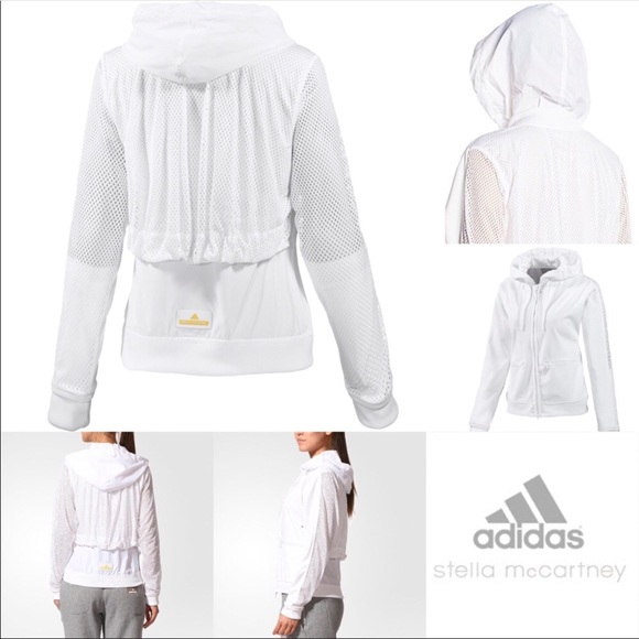 0d3f5272c57a Adidas by Stella McCartney Jackets   Blazers - Stella McCartney Adidas  Warm-Up Wimbledon Jacket