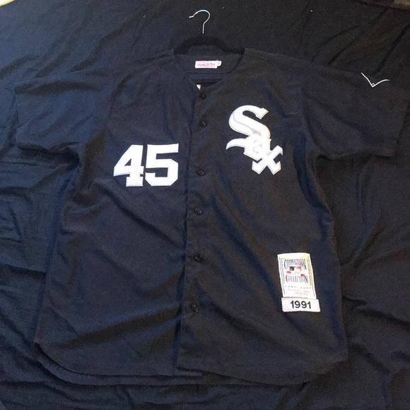the best attitude 98537 a50c3 Michael Jordan Sox jersey