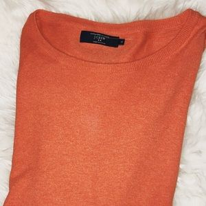 J. Crew Cashmere and Cotton Sweater