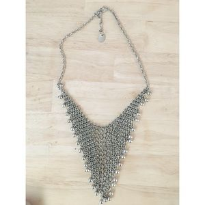 Free People Heavy Metal Necklace