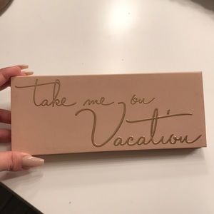 Take me on vacation palette!