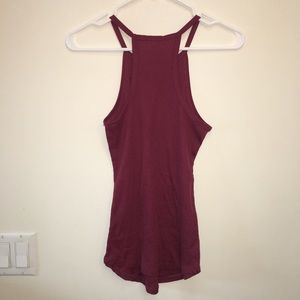 Tilly's Tops - Tilly's High Neck Tank NWT
