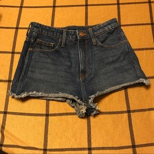 H&M Jean Booty Shorts