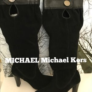 FINAL Reduction‼️NO OFFERS✅NWT-Slouchy Suede Boots