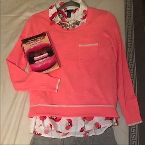 GAP🔺 POPPY FLOWER TOP 🔺NWT