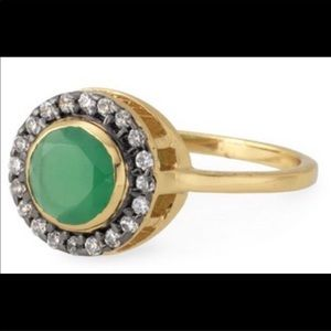 Stella & Dot Suzanne cocktail ring.