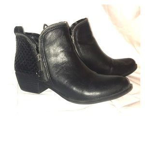 Just Fab Ankle-Booties