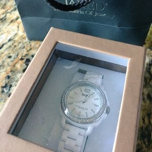 Brand new COACH watch!!