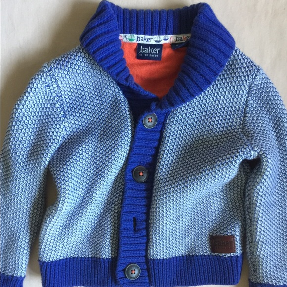 77f30a3c8089b Baker by Ted Baker Other - Host Pick Baker by Ted Baker Boys sweater 12-