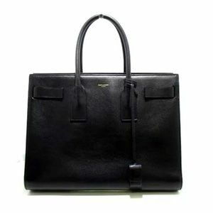 Authentic Saint Laurent sac de jour large bag