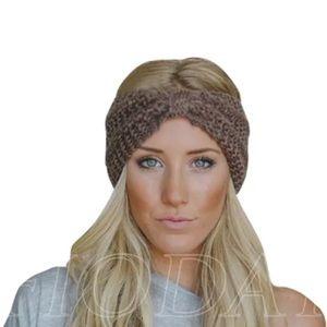 Ear warmer headbands!