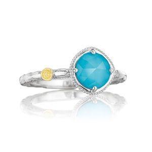 Tacori Simply Gem Ring Neo-Turquoise