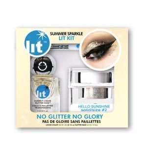 Lit Cosmetics Glitter Cosmetics