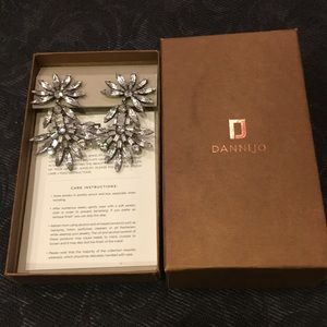 Dannijo Katie earrings