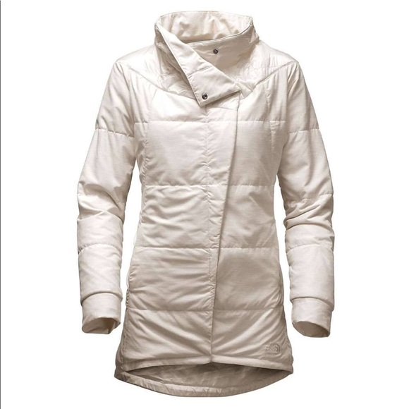 cb074a84b The North Face Women's Long Pseudio Jacket