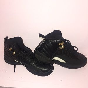 finest selection 032e7 6365b Black master 12s Jordan's