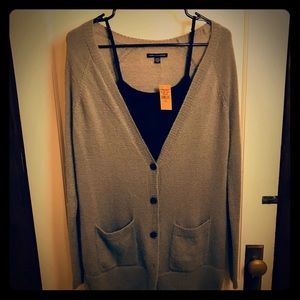 NEW American Eagle Cardigan