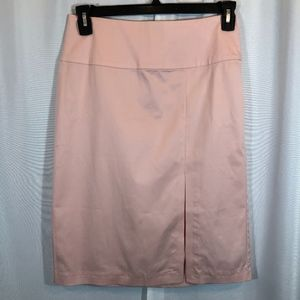 Banana Republic Blush Pink Pencil Skirt, Size 2
