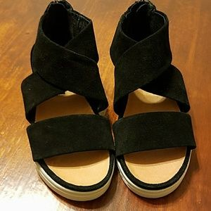 Steve Madden NEW genuine leather sandals SZ 6