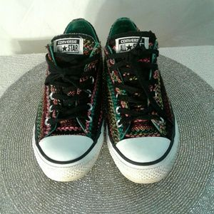 CONVERSE All-Star Low Top Knit Sneakers