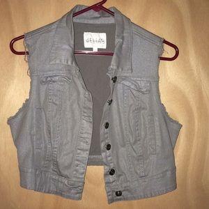 Delia's size large vest