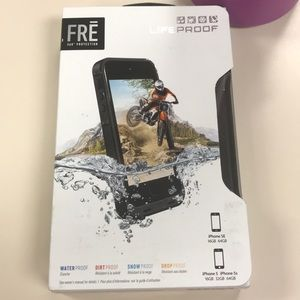 FRĒ LIFEPROOF CASE