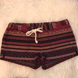 Roxy Baja Patterned Shorts