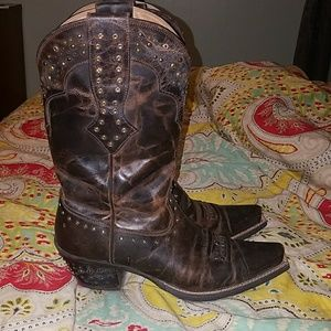 Brand new cowgirl boots