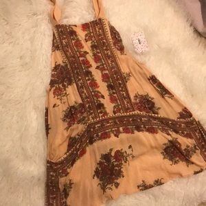 FREE PEOPLE ANTIQUE CO DRESS NWT