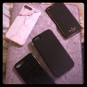 I phone 6/7 plus cases