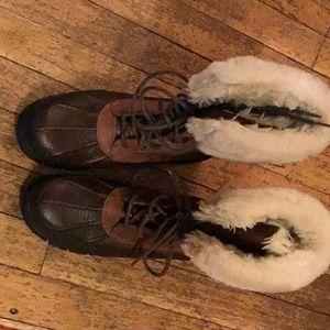 Rugged/Perfect Ralph Lauren Snowboots