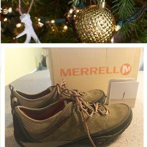 New In Box Merrell Sneakers