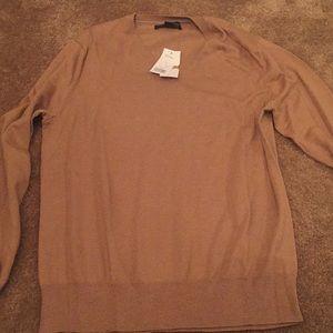 Cashmere/silk Banana Republic Sweater small