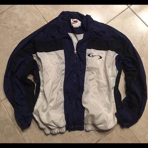Nike retro windbreaker jacket