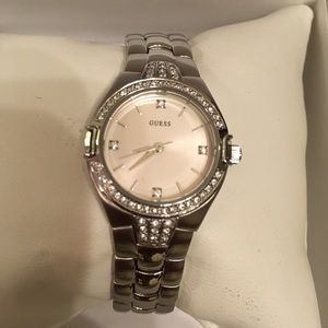 Guess Watch with Swarovski crystals
