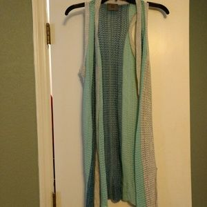 Other - Long vest/sweater