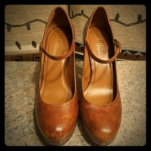 Cole Haan Mary Jane Pumps Sz.10 (fits like a 9)