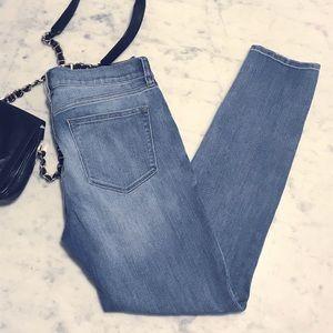 J. Crew Stretch skinny jeans