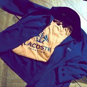 Lacoste x Izod Mens Jacket (shirt available)