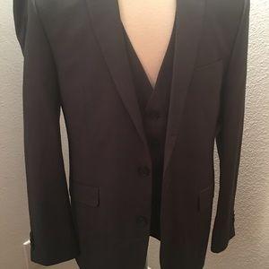 Kenneth Cole 3 piece Suit