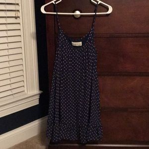 Abercrombie & Fitch pattern dress