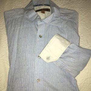 Pronto Uomo men's dress shirt! Worn once!