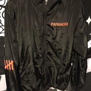 0f82c00f2a87 Anti Social Social Club Jackets   Coats - Anti Social Social Club  orange black windbreaker