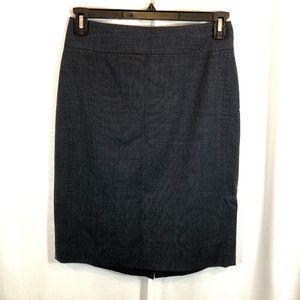 Banana Republic Wool Straight Pencil Skirt, Size 4