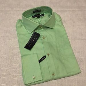 New Tommy Hilfiger Long Sleeve Button Down Shirt M