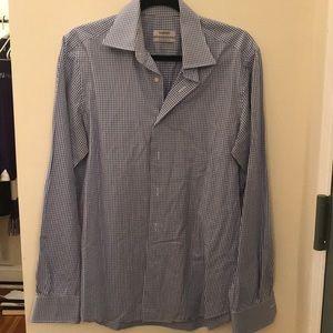 Men's Valentino Button Down Shirt