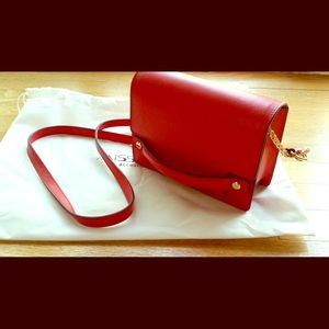 Handbags - High quality cross body genuine leather handbag