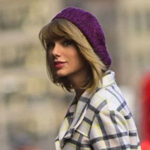 ❗️Zara Knit Purple Winter Hat