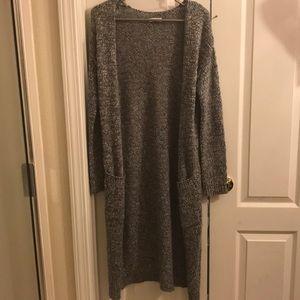 Merona long cardigan